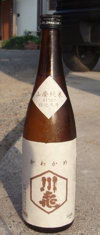 Kawakameyamahaijunmai